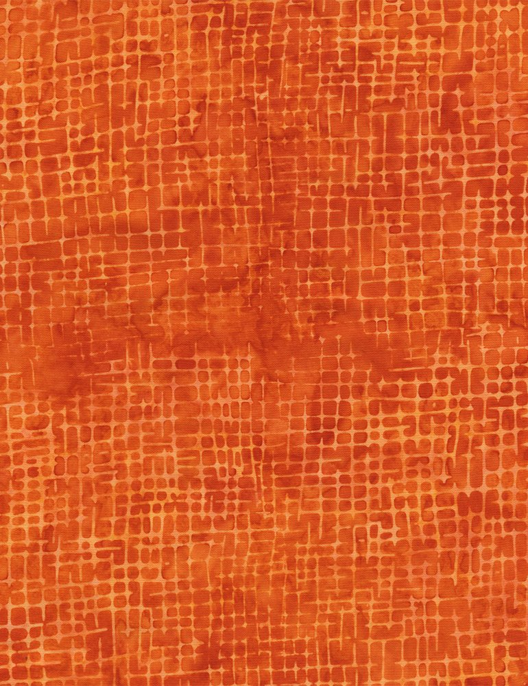 Tonga Sketch in Orange
