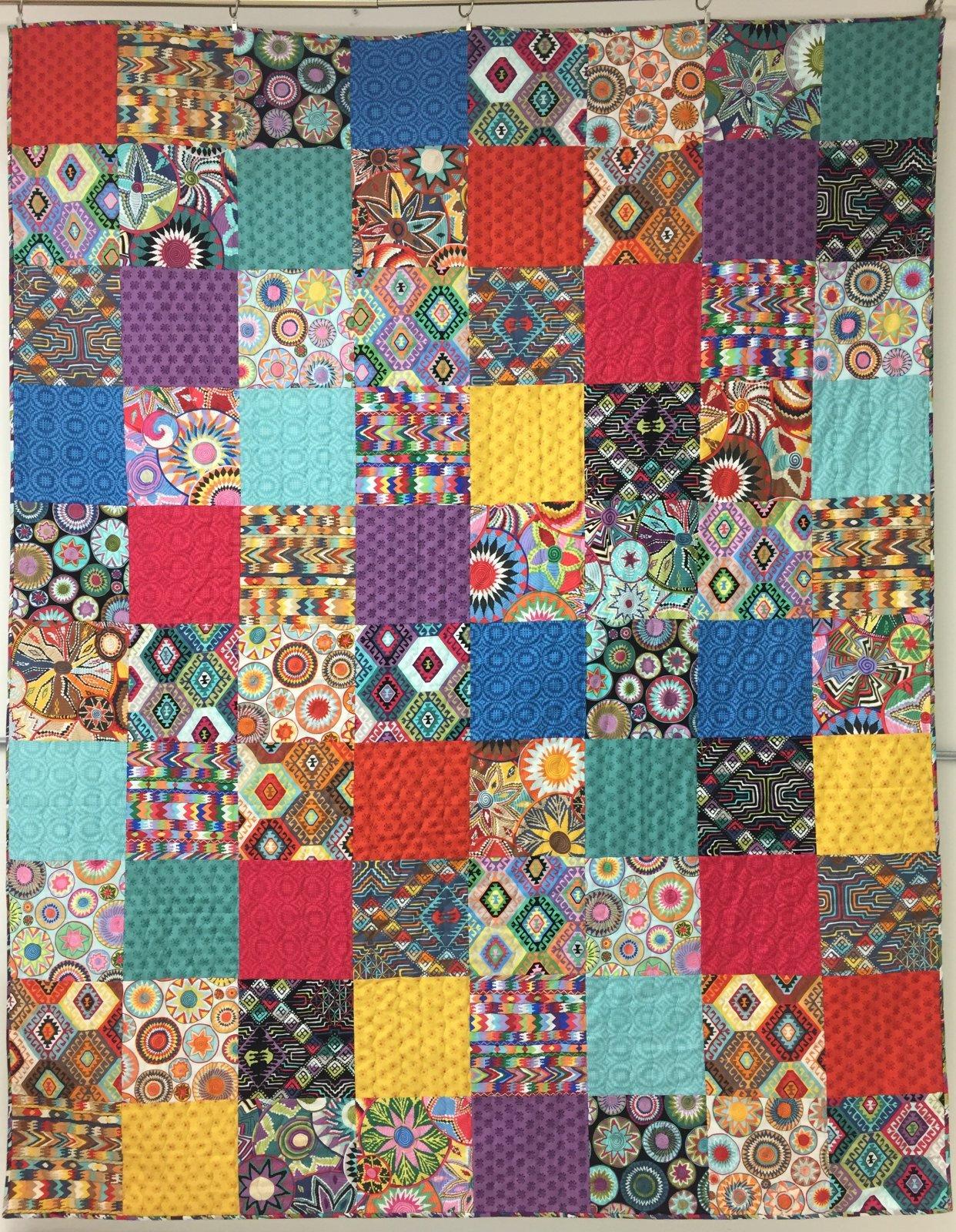 Tribal Squares bundle (20 FQs)