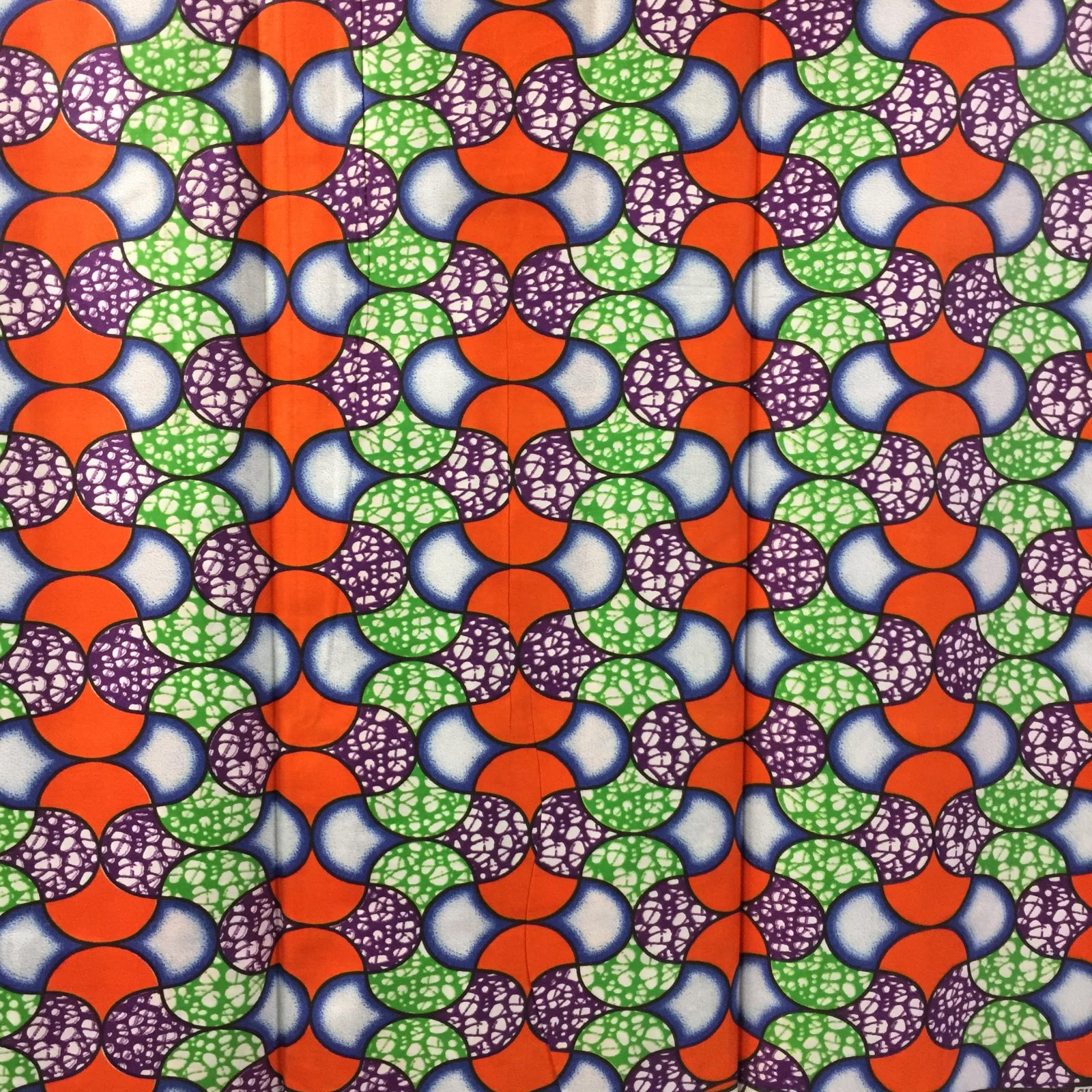 Yara African Fabrics W82
