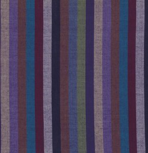 Narrow Stripe Heliotrope