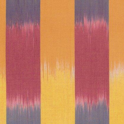 Kaffe Fassett Artisan Ikat Stripe Yellow yarn dye