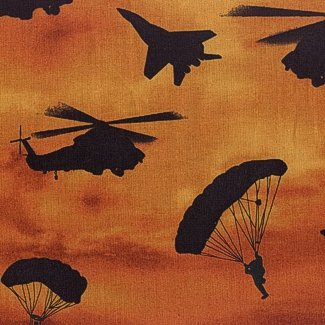 Defenders of Freedom 112-10961 Aircraft Paratroopers