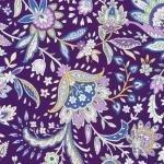 Notting Hill 120-10952 Paisley Purple