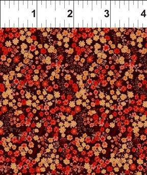 Garden Delights III 10GSG1 Petite Posies Red