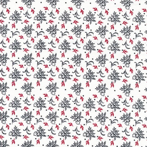 Sophisticates 120-12971 Toss Leaf White