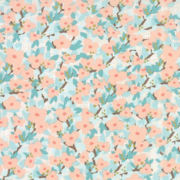 Lullaby 13150-11 Bloom Peach Cloud