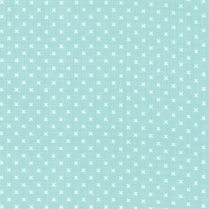 Lullaby 13157-13 Stitch Aqua
