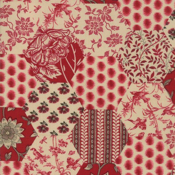 La Vie En Rouge 13820-16 Rouge