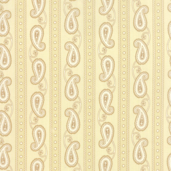 Polka Dots & Paisleys 14803-12 Cream