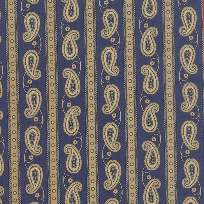 Polka Dots & Paisleys 14803-18 Blue