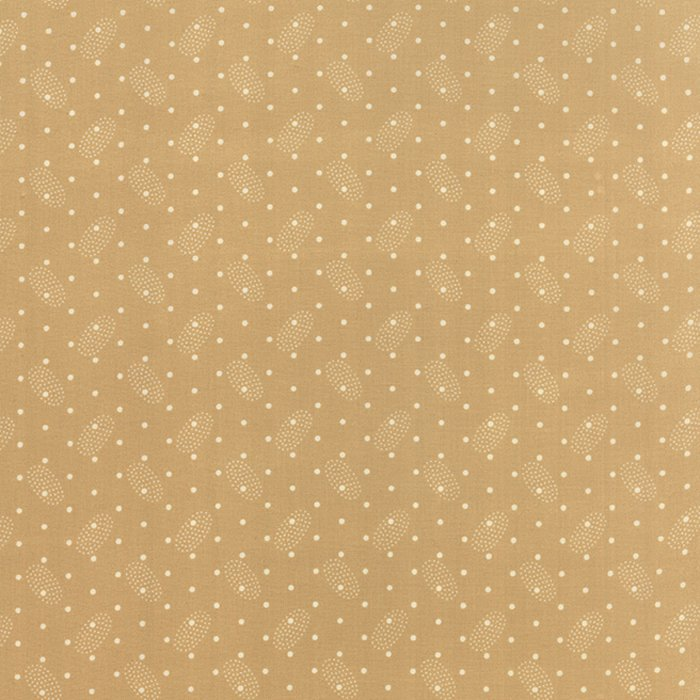 Polka Dots & Paisleys 14807-23 Tan