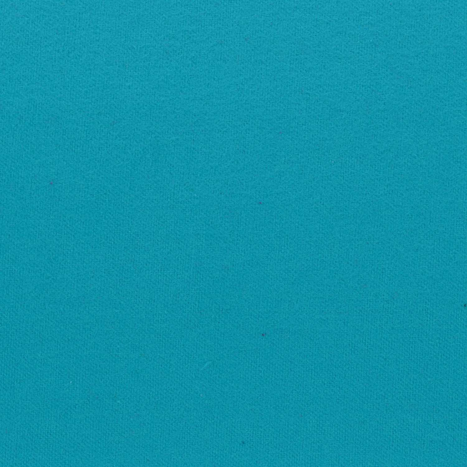Fabriquilt Heavy Weight Flannel 15631 Turquoise