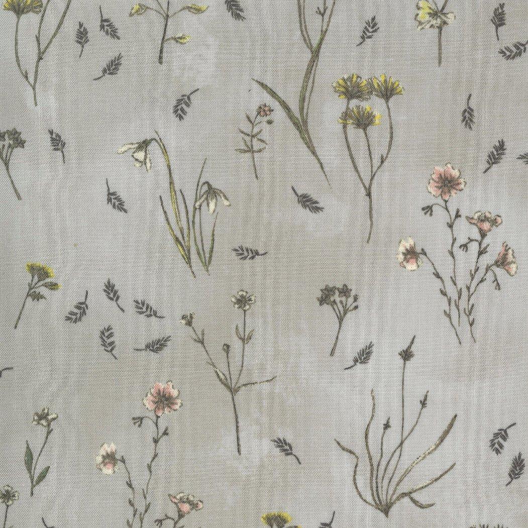 Botanicals 16911-12 Vintage Grey