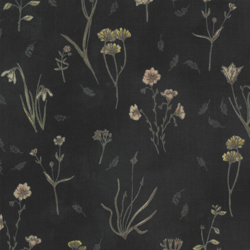Botanicals 16911-14 Charcoal