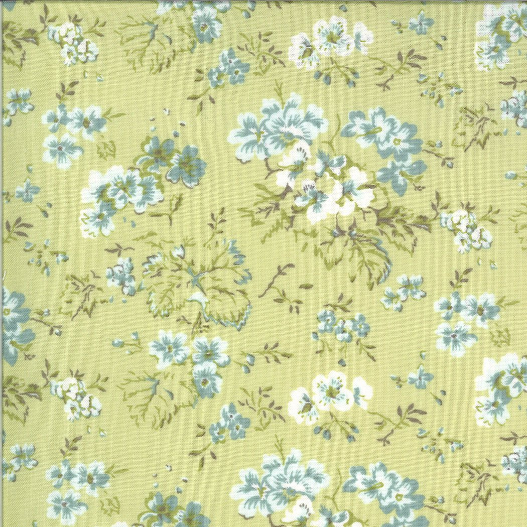 Dover Ticking 18700-16 Field Floral Willow