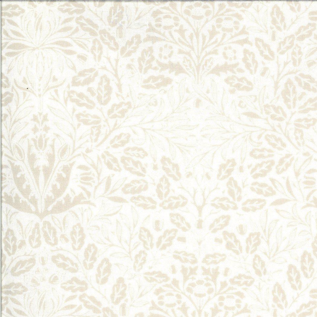Dover Ticking 18701-11 Damask Linen White