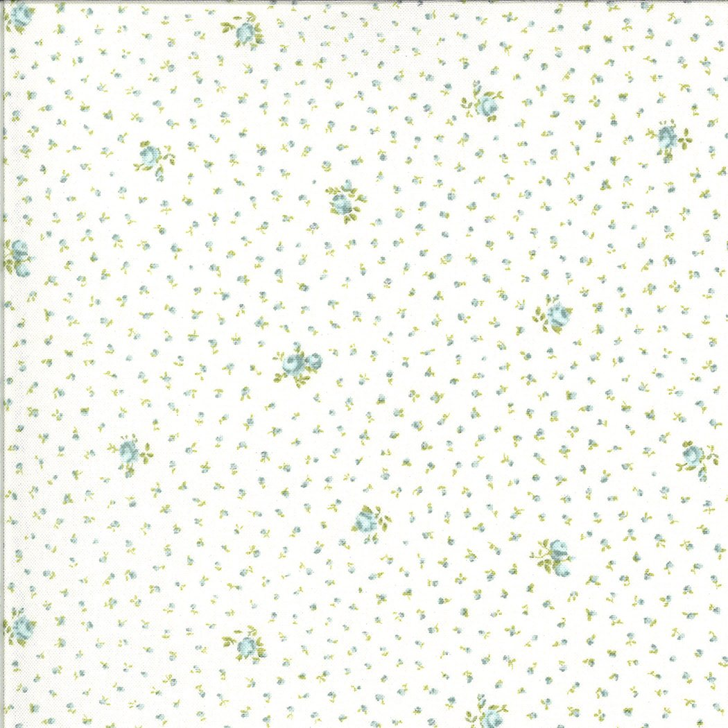 Dover Ticking 18702-13 Floral Sea Glass