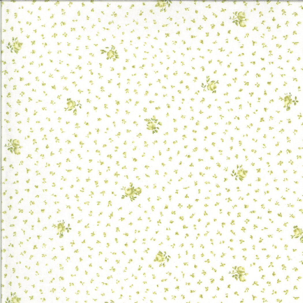 Dover Ticking 18702-14 Floral Willow