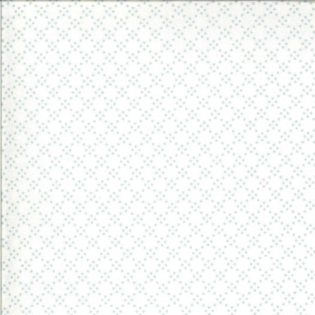 Dover Ticking 18704-14 Tonal Dot Sea Glass