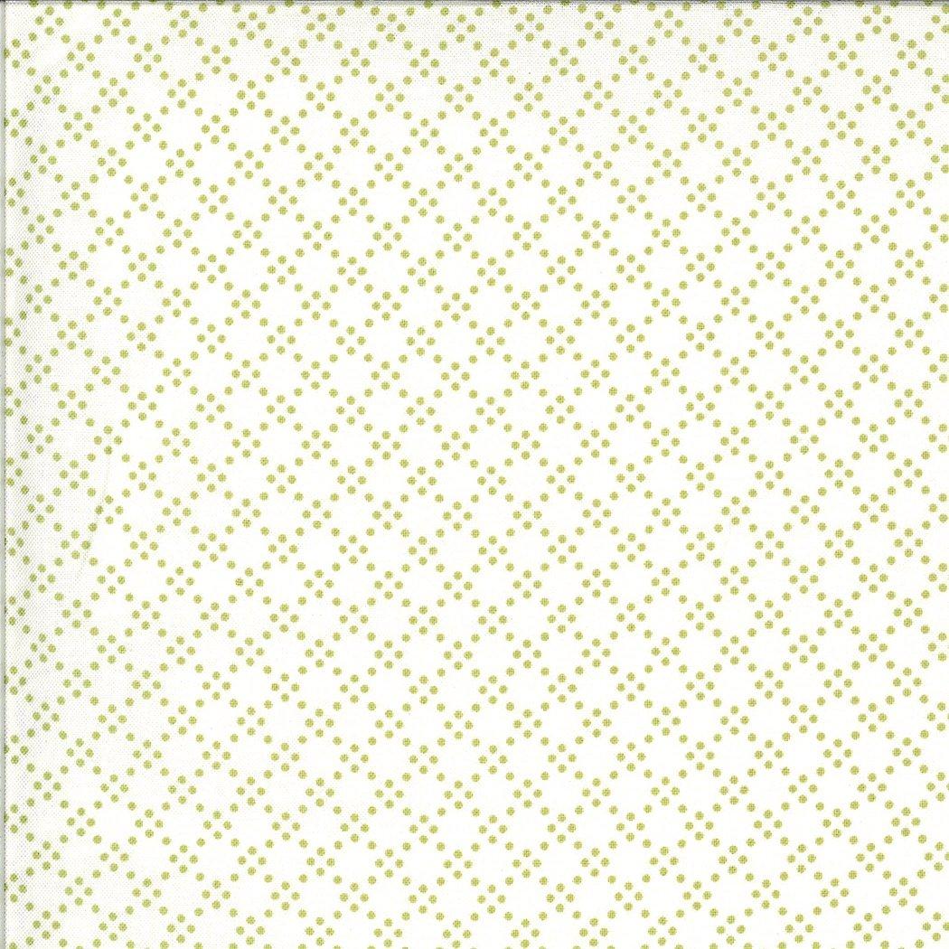 Dover Ticking 18704-16 Tonal Dot Willow