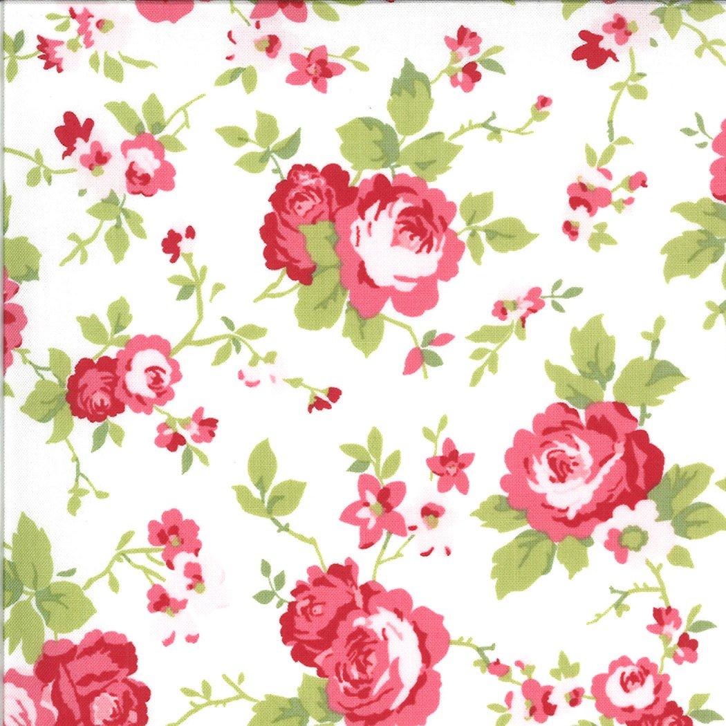 Sophie 18710-11 Main Floral Linen