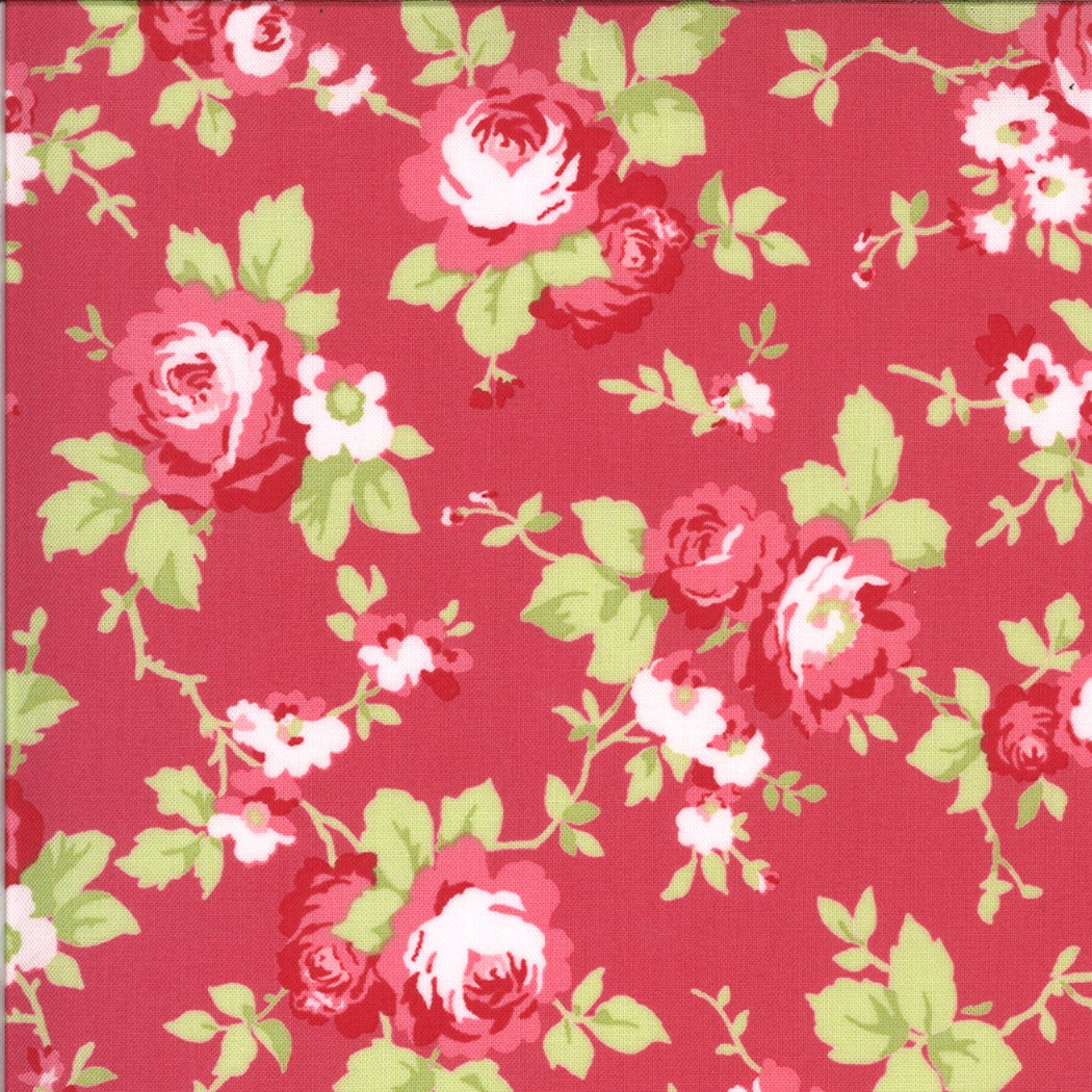 Sophie 18710-13 Main Floral Rosey