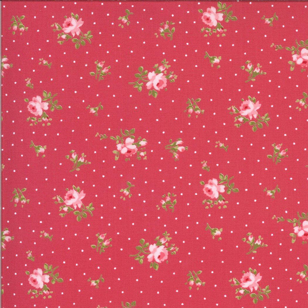 Sophie 18711-13 Medium Floral Rosey