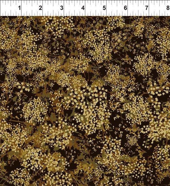 Garden Delights III 1GSG1 Baby's Breath Gold
