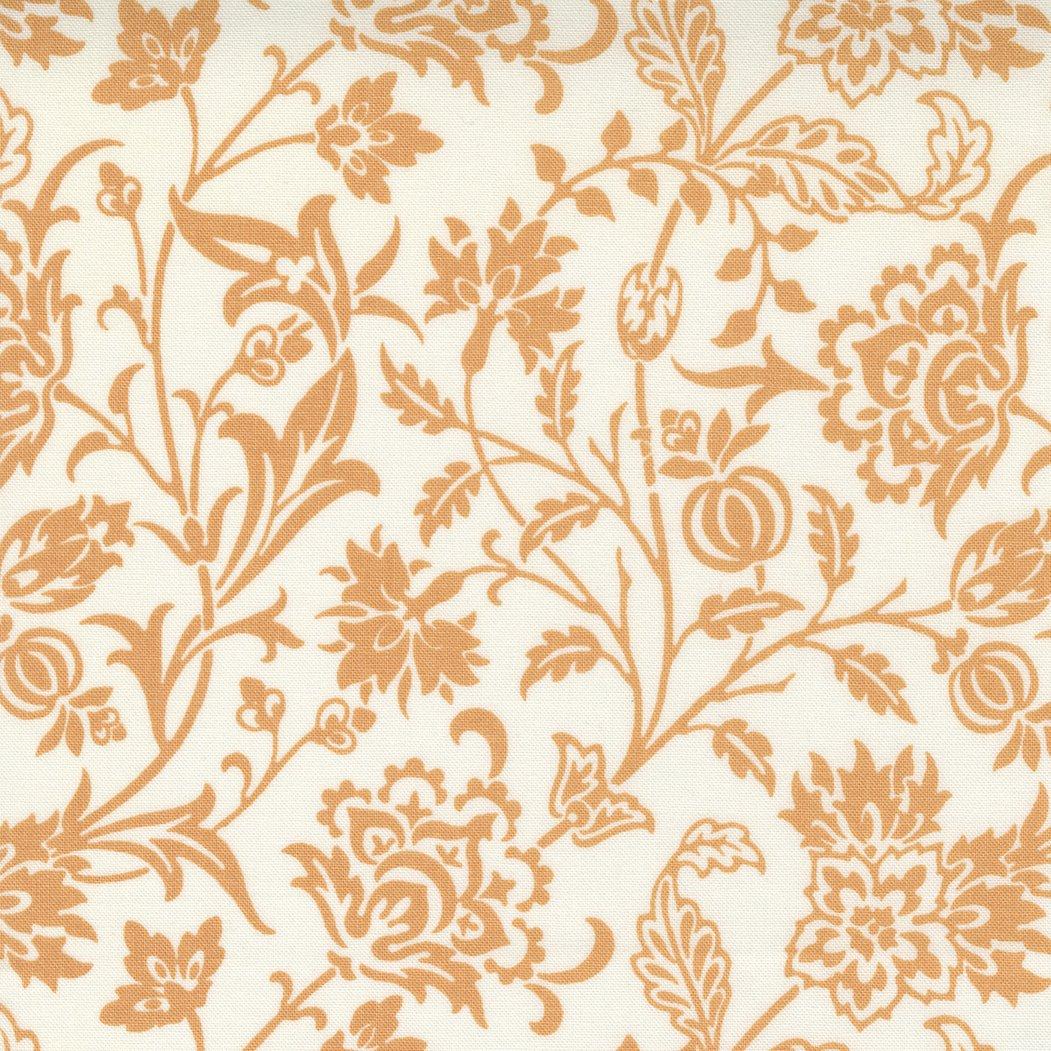 Pumpkins and Blossoms 20420-22 Vanilla Pumpkin