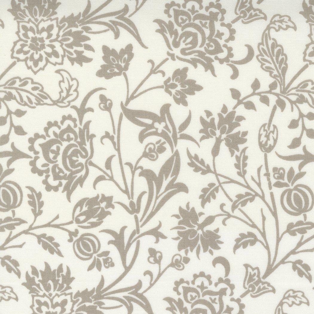 Pumpkins and Blossoms 20420-26 Vanilla Pebble