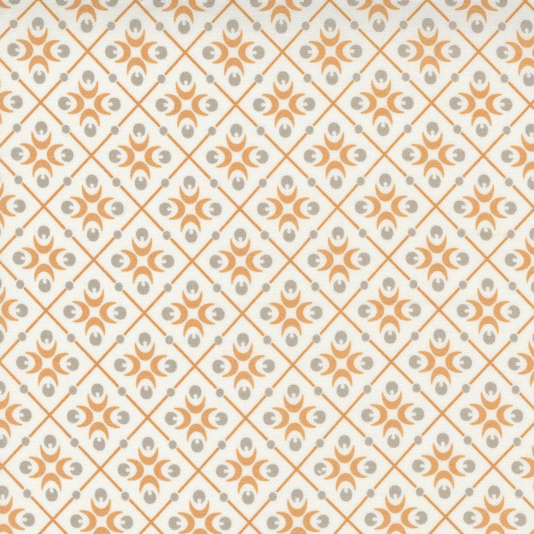 Pumpkins and Blossoms 20423-21 Vanilla Pumpkin