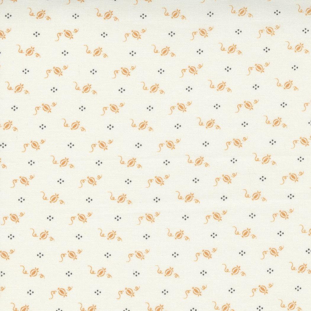 Pumpkins and Blossoms 20427-11 Vanilla Pumpkin