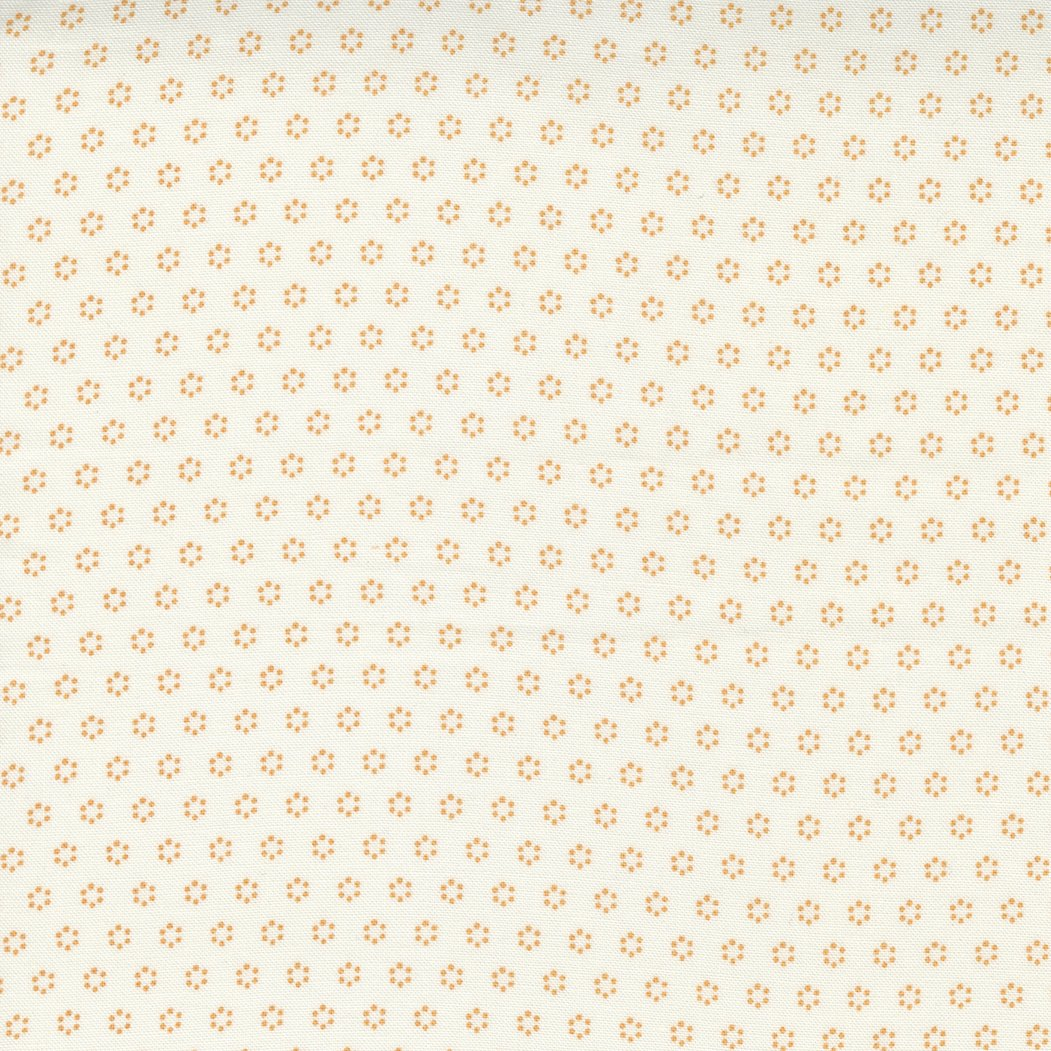 Pumpkins and Blossoms 20428-11 Vanilla Pumpkin