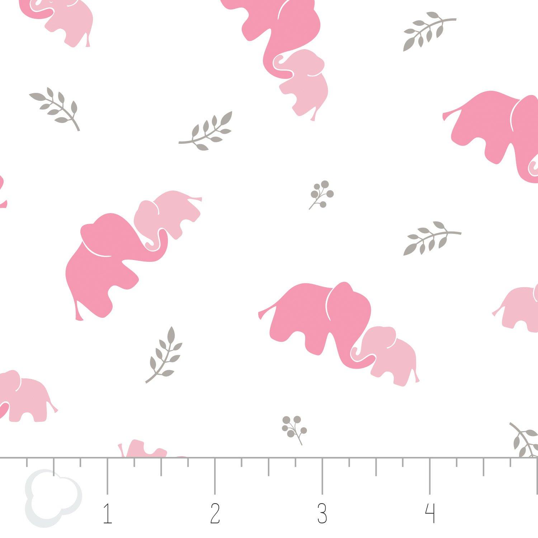 Bombino 2110001E-01 Tossed Elephants Pink