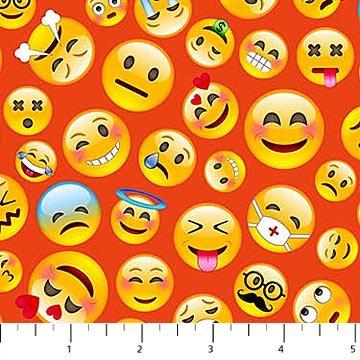 Emoji 21838-24 Red