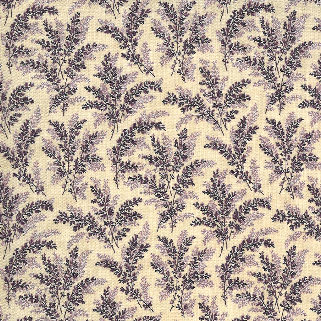 Mill Creek Garden 2242-11 Ivory Purple