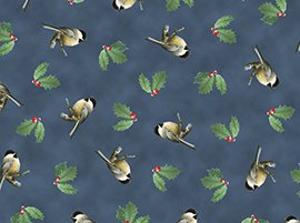 Winter Birds 22992-N