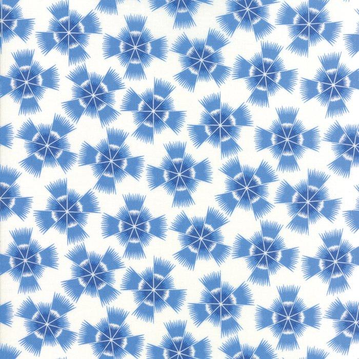 Feed Sacks True Blue 23302-11 30s Blue