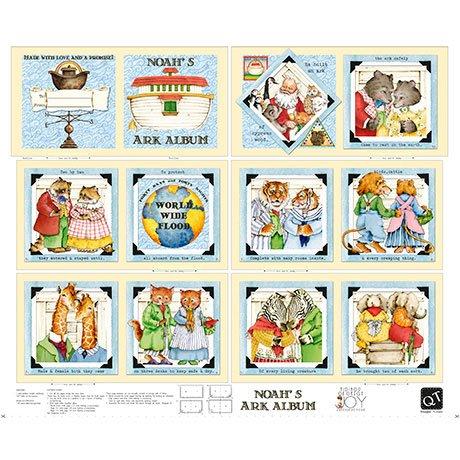 Classic Storybooks 24782 Noah's Ark Panel