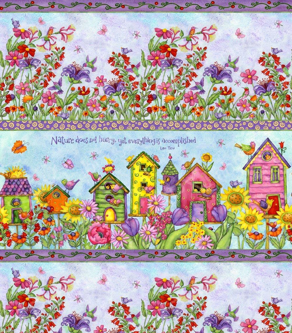 Birdhouse Gardens 25480 Multi