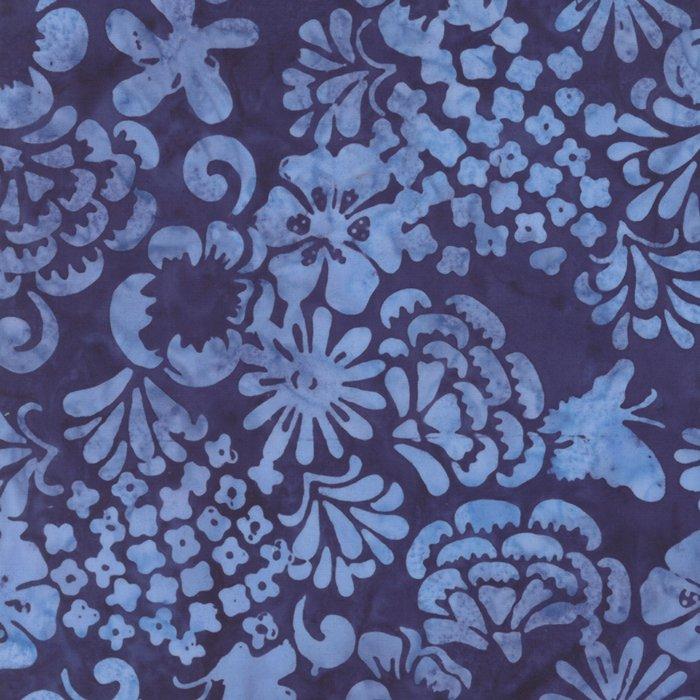 Latitude Batiks 27250-342 Sea
