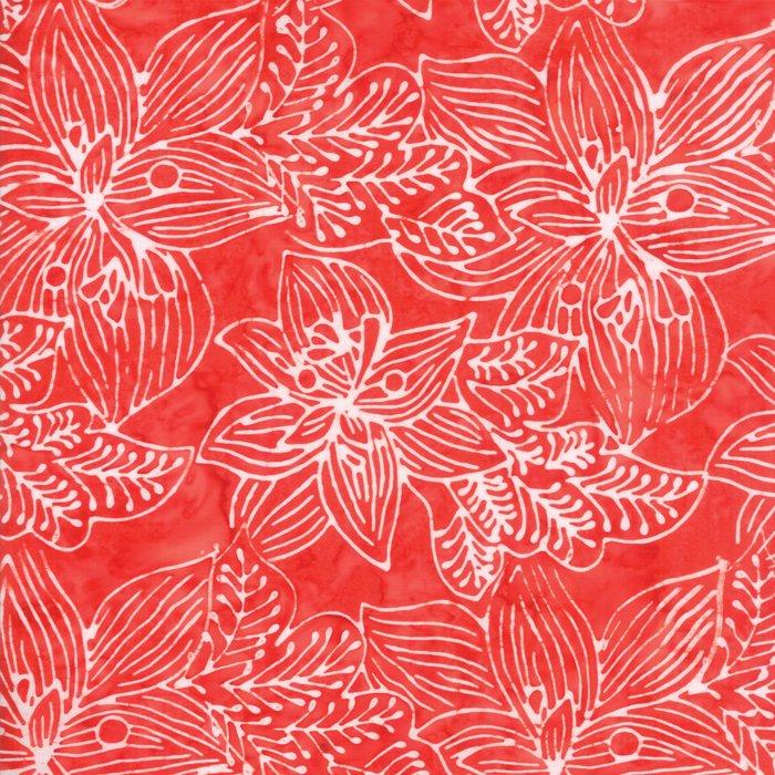Calypso Batiks 27258-117 Azalea