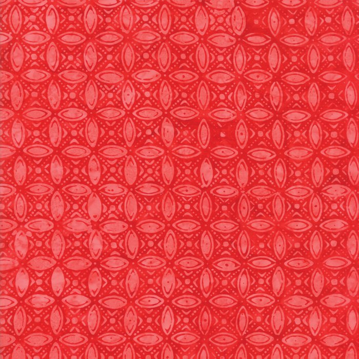 Calypso Batiks 27258-137 Azalea