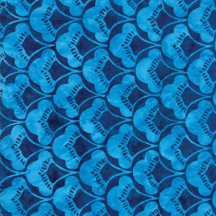 Calypso Batiks 27258-53 Lagoon