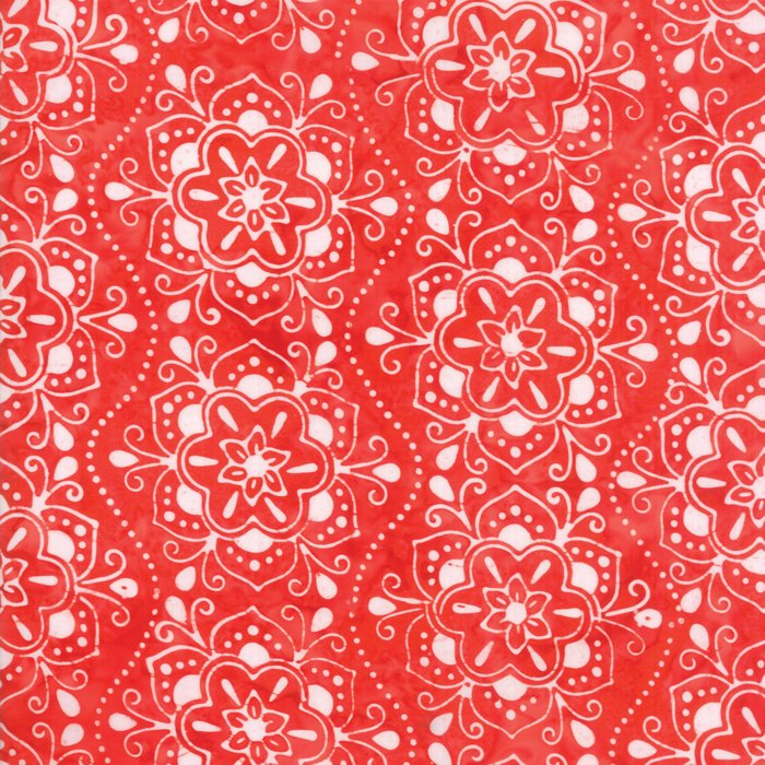 Calypso Batiks 27258-55 Azalea