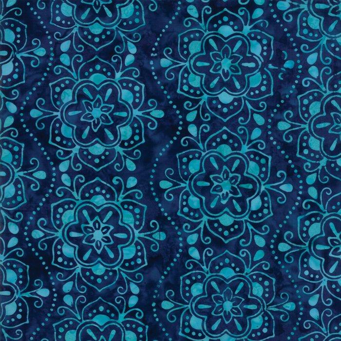 Calypso Batiks 27258-67 Lagoon