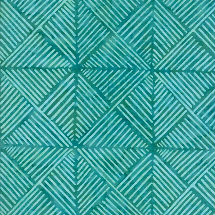 Calypso Batiks 27258-87 Turquoise