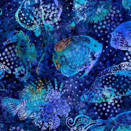 Aquatica 28121-Y Fish Royal