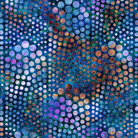 Aquatica 28124-B Bubbles Blue