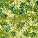 Fall's Canvas 112-29184 Ferns Green